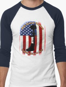 All Gave Some... Some Gave All Men's Baseball ¾ T-Shirt