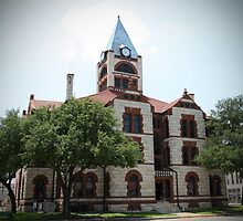 Erath County Courthouse by Pilot Graphics Photography