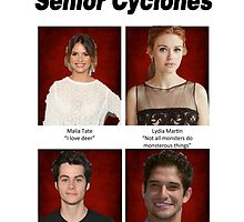 Beacon Hills Senior Page by jordams124