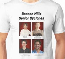 Beacon Hills Senior Page Unisex T-Shirt