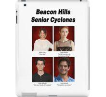 Beacon Hills Senior Page iPad Case/Skin