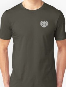 Agents of SHIELD / Light Gray Unisex T-Shirt