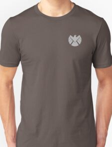 Agents of SHIELD / Light Gray T-Shirt
