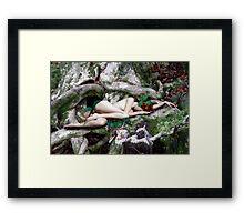 FOREST DREAMS Framed Print