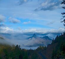 Chief Joseph Highway by JL Woody Wooden