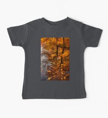 Fall Reflection  Baby Tee