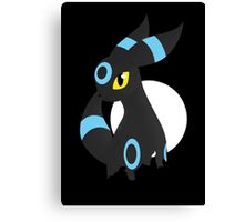 Shiny Umbreon Canvas Print