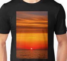 Sunrise in the Aegean Unisex T-Shirt