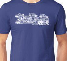 3rd Gen Hauler WHITE Unisex T-Shirt