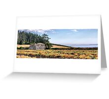 Ferry House Panorama Greeting Card