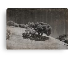 Just A Few Small Hours Canvas Print