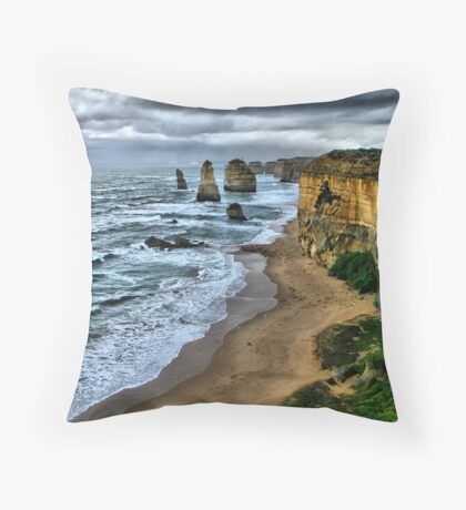 Scenic View ~ HDR Throw Pillow