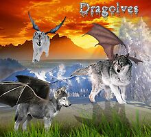 Dragolves by cmagracia