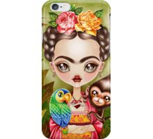 Frida Querida iPhone Case/Skin