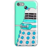 Classic Dalek. iPhone Case/Skin