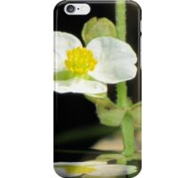 Swamp Flower iPhone Case/Skin