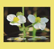Swamp Flower Kids Tee
