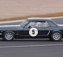 Ford Mustang (Scott Redding) by Willie Jackson