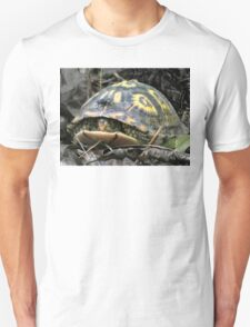 """""""Will you flit a little faster?"""" said the turtle to the fly. T-Shirt"""