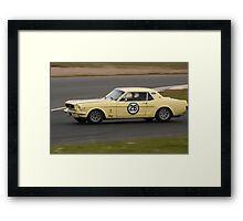 Ford Mustang (Jeremy Cooke) Framed Print