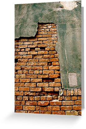 Just Another Brick in the Wall by eleveneleven