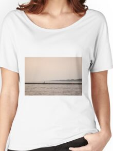 Lake Michigan Women's Relaxed Fit T-Shirt