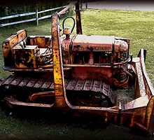 Old Equipment by vigor