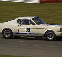 Shelby Mustang 350 GT (Jeffrey Pattinson) by Willie Jackson