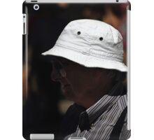 Sun Hat. iPad Case/Skin