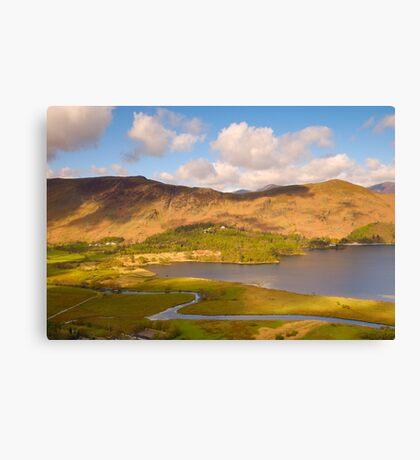 Suprise View, Keswick, Lake District Canvas Print