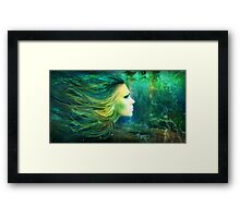 Sirenia Framed Print