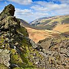 The Howitzer, Helm Crag - Grasmere, Cumbria by David Lewins LRPS