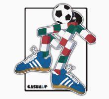 casual kicks italia 90 by mikiemint