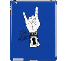 Man Over Board iPad Case/Skin