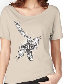 Cut Throat Razor Women's Relaxed Fit T-Shirt