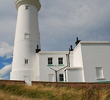 Flamborough lighthouse No 3 by StephenRB