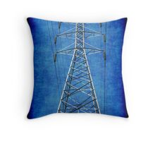 Power Up 1 Throw Pillow