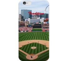 Tradition Meets Today iPhone Case/Skin