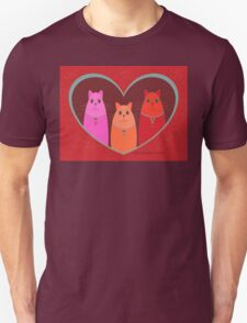 Three Wishes For Valentine's Day T-Shirt