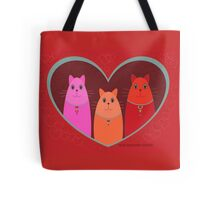 Three Wishes For Valentine's Day Tote Bag