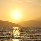 Loch Lomond Sunset by InfotronTof