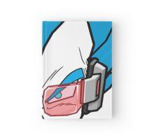 Vegeta - Blue Hardcover Journal