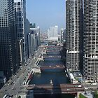 Chicago River by Michael McCasland