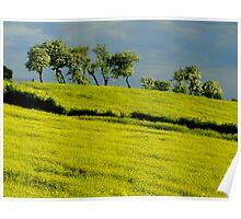 Ticknall, Derbyshire Poster