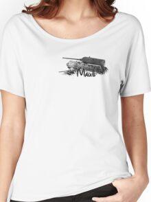 Maus Women's Relaxed Fit T-Shirt