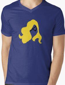 Princess Sparkle Fists (no tiara) Mens V-Neck T-Shirt