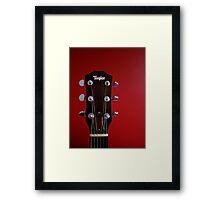 Taylor ...Quality Guitars Framed Print