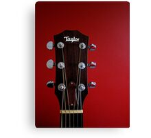 Taylor ...Quality Guitars Canvas Print