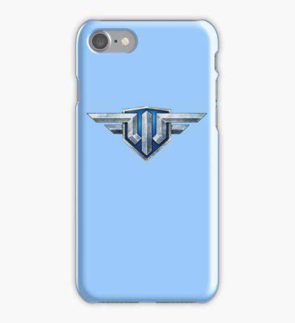 World of Warplanes Logo iPhone Case/Skin