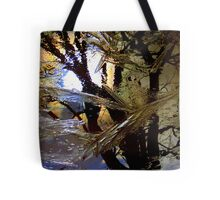 Winter Keeps Coming Back Tote Bag